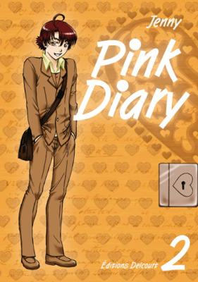 Couverture Pink Diary, tome 2