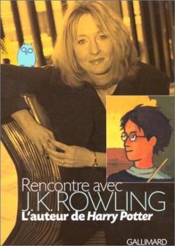 Couverture Rencontre avec J. K. Rowling