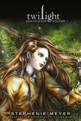 Couverture Twilight (manga), tome 1 : Fascination, partie 1