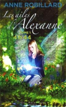 Les ailes d'Alezane T1