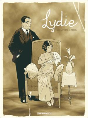 Couverture Lydie