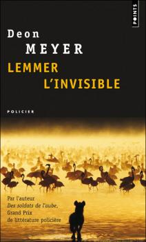 Couverture Lemmer l'invisible