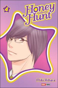 Couverture Honey Hunt, tome 4