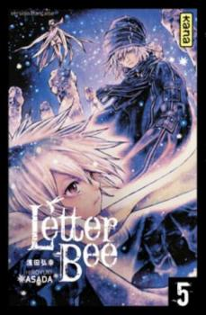 Couverture Letter Bee, tome 05