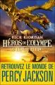 Couverture Héros de l'Olympe, tome 1 : Le Héros perdu Editions France Loisirs 2012