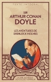 Couverture Sherlock Holme, tome 3 : Les aventures de Sherlock Holmes Editions Caractère (La bibliothèque du collectionneur) 2013
