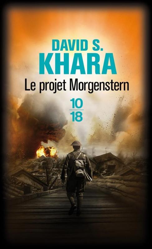 Couverture Le projet Morgenstern