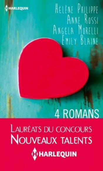 Couverture 4 romans