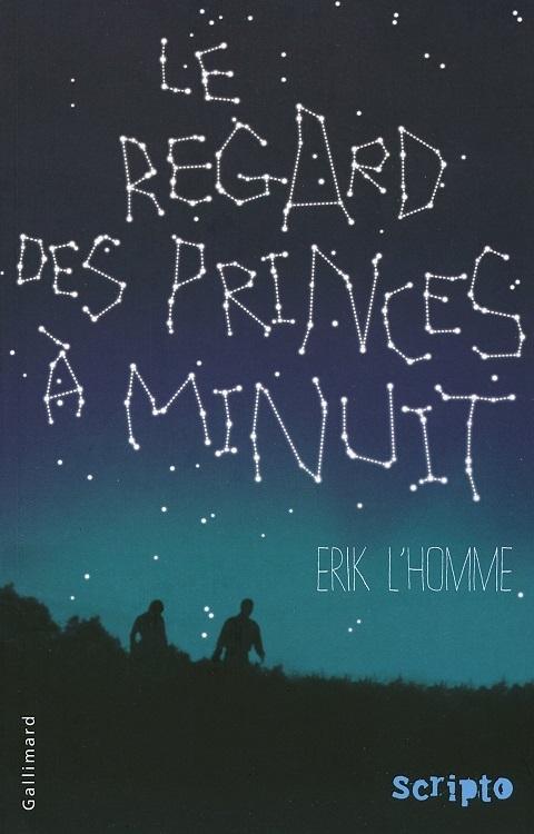 Couverture Le regard des princes à minuit