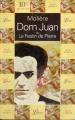 Couverture Dom Juan Editions Librio 1994