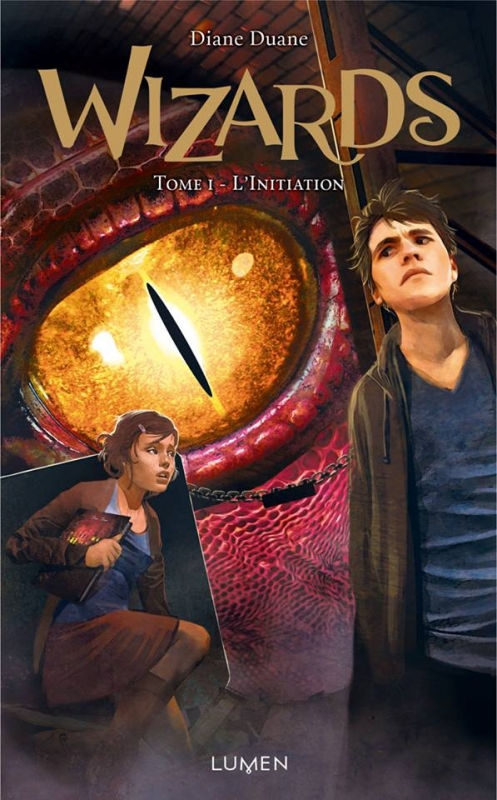 Couverture Wizards, tome 1 : L'initiation