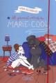 Couverture Le journal intime de Marie-Cool Editions Michel Lafon (Jeunesse) 2014
