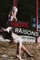 Couverture Treize raisons / 13 reasons why Editions Albin Michel (Jeunesse - Wiz) 2014