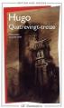 Couverture Quatrevingt-treize Editions Flammarion (GF) 1976