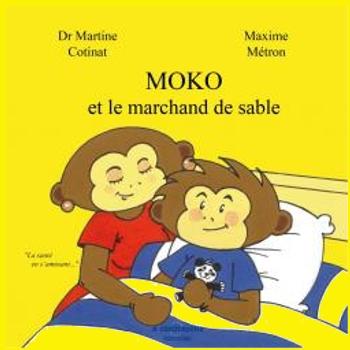 Couverture Moko et le marchand de sable