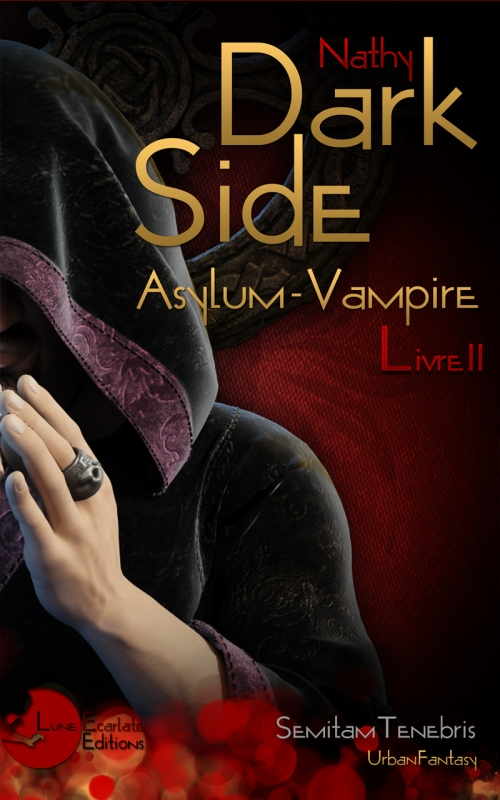 Couverture Dark-Side, tome 2 : Asylum-Vampire