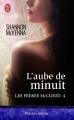 Couverture Les frères McCloud, tome 4 : L'aube de minuit Editions J'ai Lu (Pour elle - Passion intense) 2013