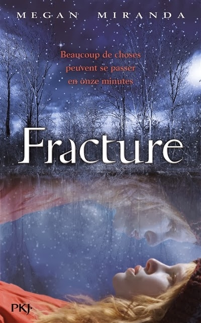 Couverture Fracture, tome 1
