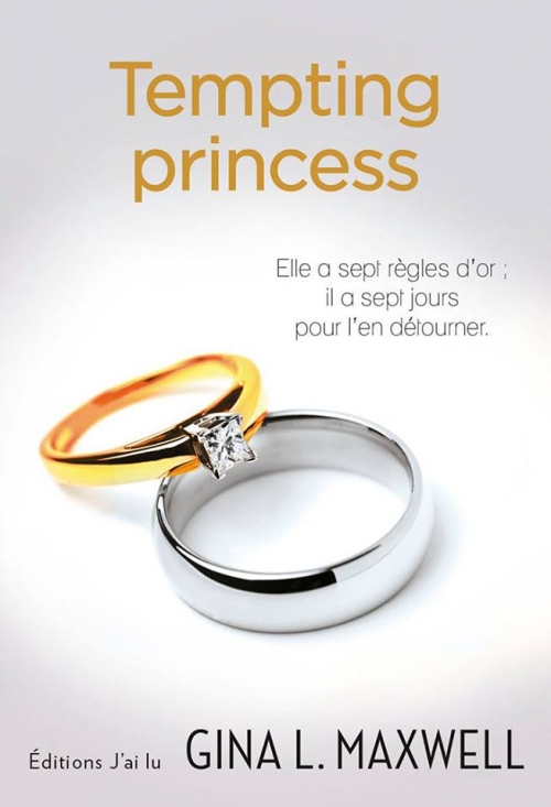 Couverture Tempting princess