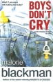 Couverture Boys don't cry, tome 1 Editions Corgi 2011