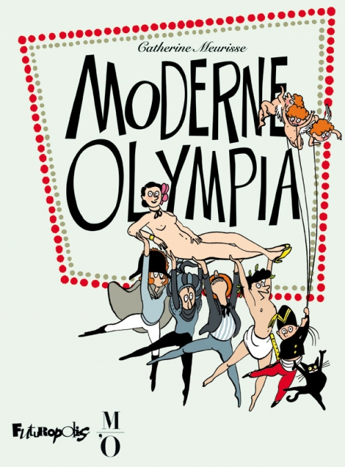Couverture Moderne Olympia