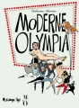 Couverture Moderne Olympia Editions Futuropolis 2014