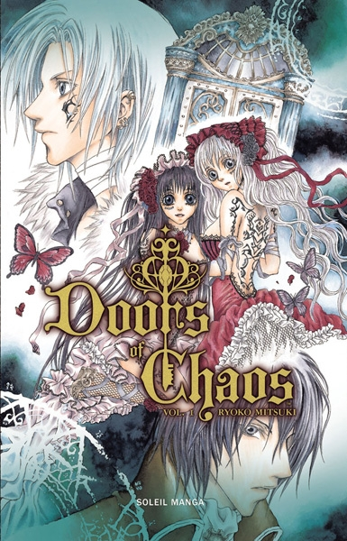 Couverture Doors of Chaos, tome 1