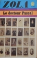 Couverture Le Docteur Pascal Editions Le Livre de Poche 1970
