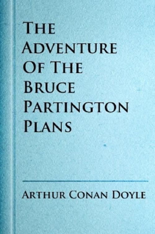 Couverture Les Plans du Bruce-Partington