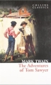 Couverture Les aventures de Tom Sawyer Editions Collins & Brown 2011