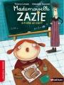 Couverture Mademoiselle Zazie a-t-elle un zizi ? Editions Nathan (Premiers romans) 1998