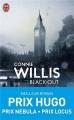Couverture Blitz, tome 1 : Black-out Editions J'ai Lu (Science-fiction) 2014