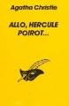 Couverture Allô, Hercule Poirot... / Allo, Hercule Poirot... / Allô, Hercule Poirot / Allo, Hercule Poirot Editions du Masque 1994