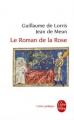 Couverture Le Roman de la Rose Editions Le Livre de Poche (Lettres gothiques) 1992