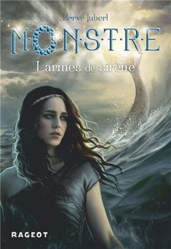 Couverture M.O.N.S.T.R.E, tome 2 : Larmes de sirène