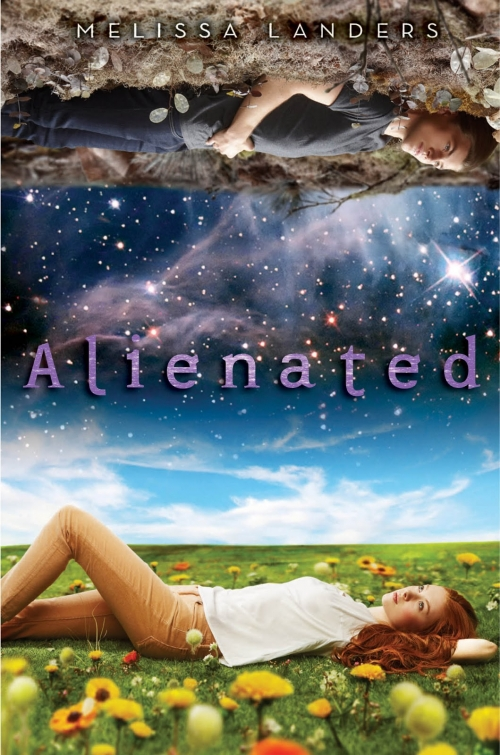 Couverture Alienated, book 1