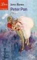 Couverture Peter Pan (roman) Editions Librio (Littérature) 2013