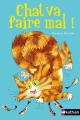 Couverture Chat va faire mal ! Editions Nathan 2014