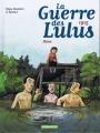 Couverture La guerre des Lulus, tome 2 : 1915 : Hans Editions Casterman 2014