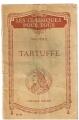 Couverture Le Tartuffe Editions Hatier (Les Classiques pour tous) 1922