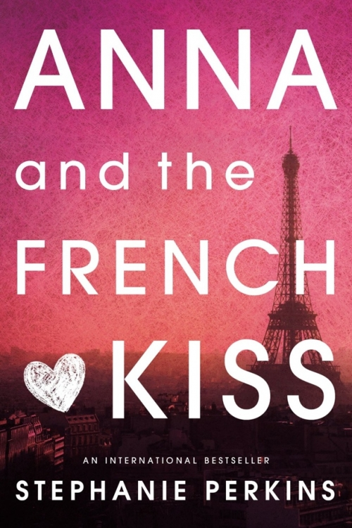 Couverture Anna et le French Kiss