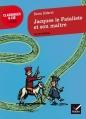 Couverture Jacques le fataliste  Editions Hatier (Classiques & cie - Lycée) 2005