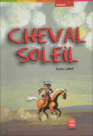 Couverture Cheval Soleil