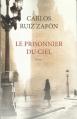 Couverture Le prisonnier du ciel Editions de Noyelles 2012