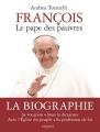 Couverture François, le pape des pauvres Editions Bayard 2013