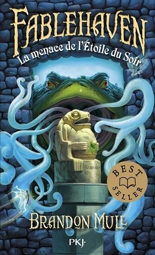 Couverture Fablehaven, tome 2 : La menace de l'étoile du soir