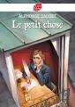 Couverture Histoire d'un enfant / Le petit Chose : Histoire d'un enfant / Le petit Chose Editions Le Livre de Poche (Jeunesse) 2002