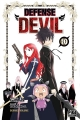 Couverture Defense Devil, tome 10 Editions Pika (Shônen) 2014