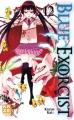 Couverture Blue Exorcist, tome 12 Editions Kazé (Shônen up !) 2014