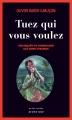 Couverture Le commissaire aux morts étranges, tome 3 : Tuez qui vous voulez Editions Actes Sud (Actes noirs) 2014